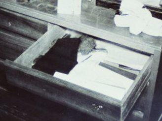 冤罪の証拠「犯行着衣」